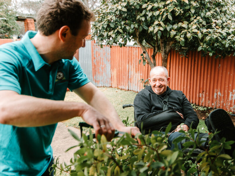 SpiritAbility makes the task easier so you can continue to live independently and safely at home without the stress of maintaining your garden